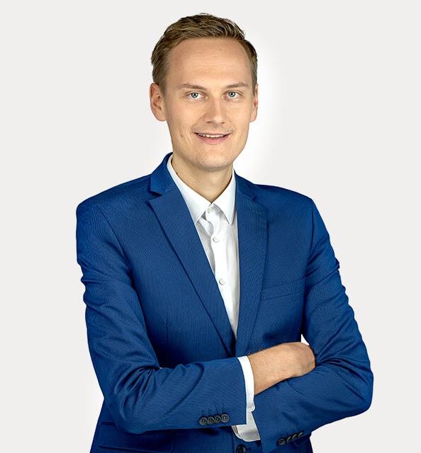 Michel Peters, Mitarbeiter*in bei Ritterwald